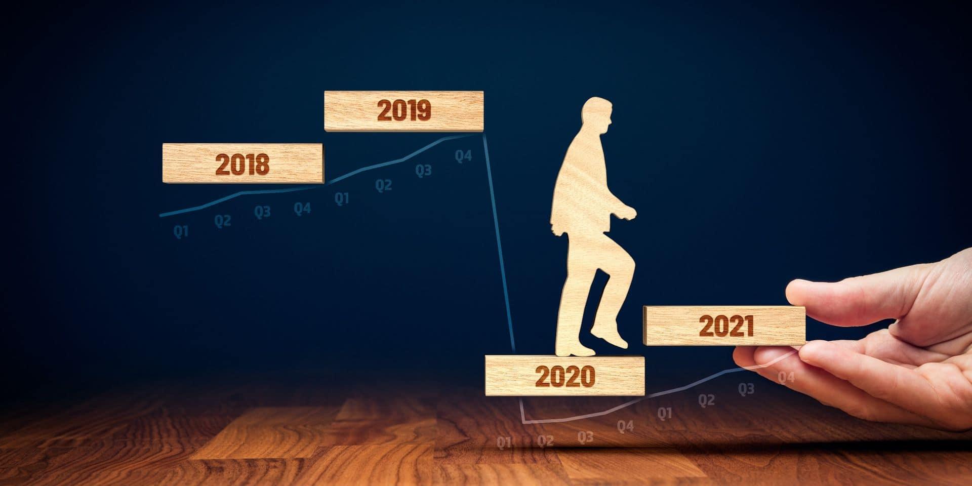 """L'année 2021 risque d'être """"le vrai visage de la crise"""" et non l'année de la relance."""