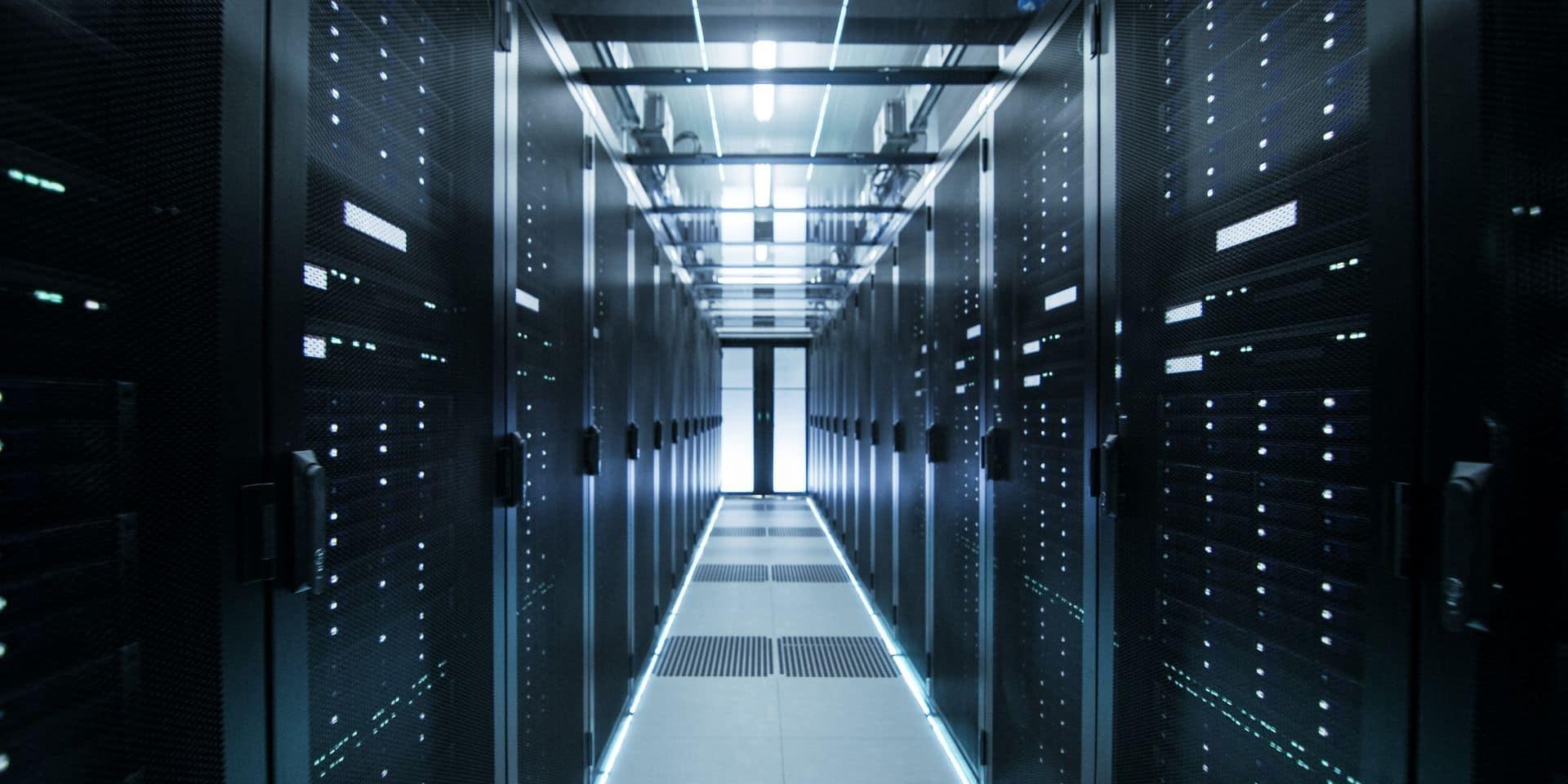 L'entreprise dispose de son propre centre d'hébergement de données situé en Belgique, le Wallonie Data Center (Illu.)