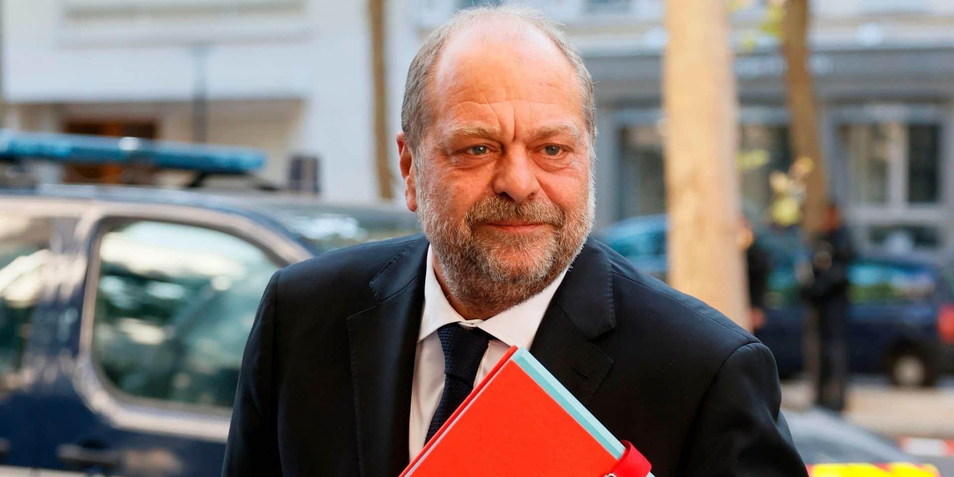 Après la nomination d'Eric Dupond-Moretti, un procureur demande à être déchargé de ses fonctions