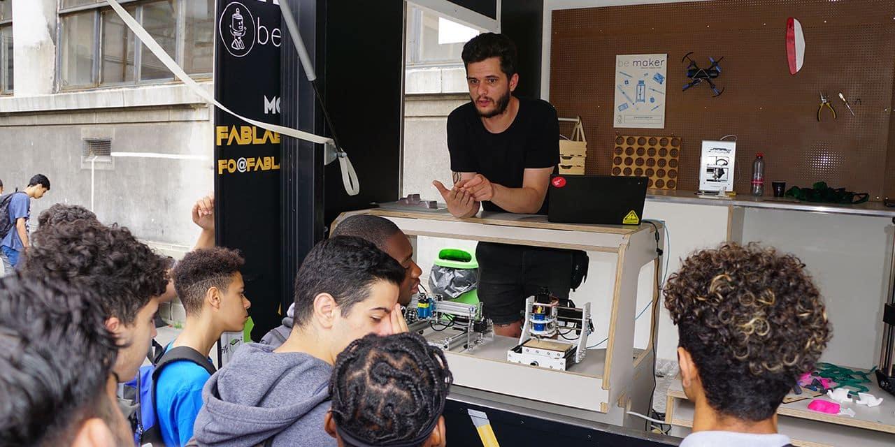 Plus de mille jeunes se forment aux technologies