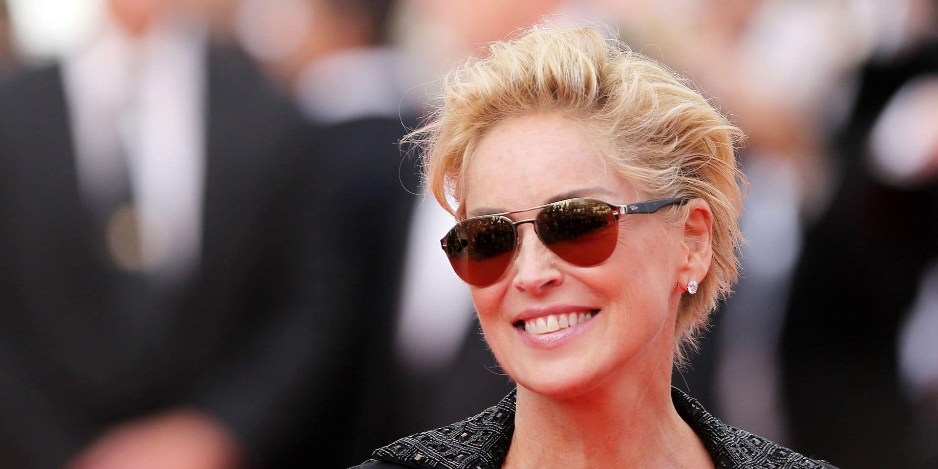 Surprise : Sharon Stone fait partie de l'équipe de transition de Joe Biden
