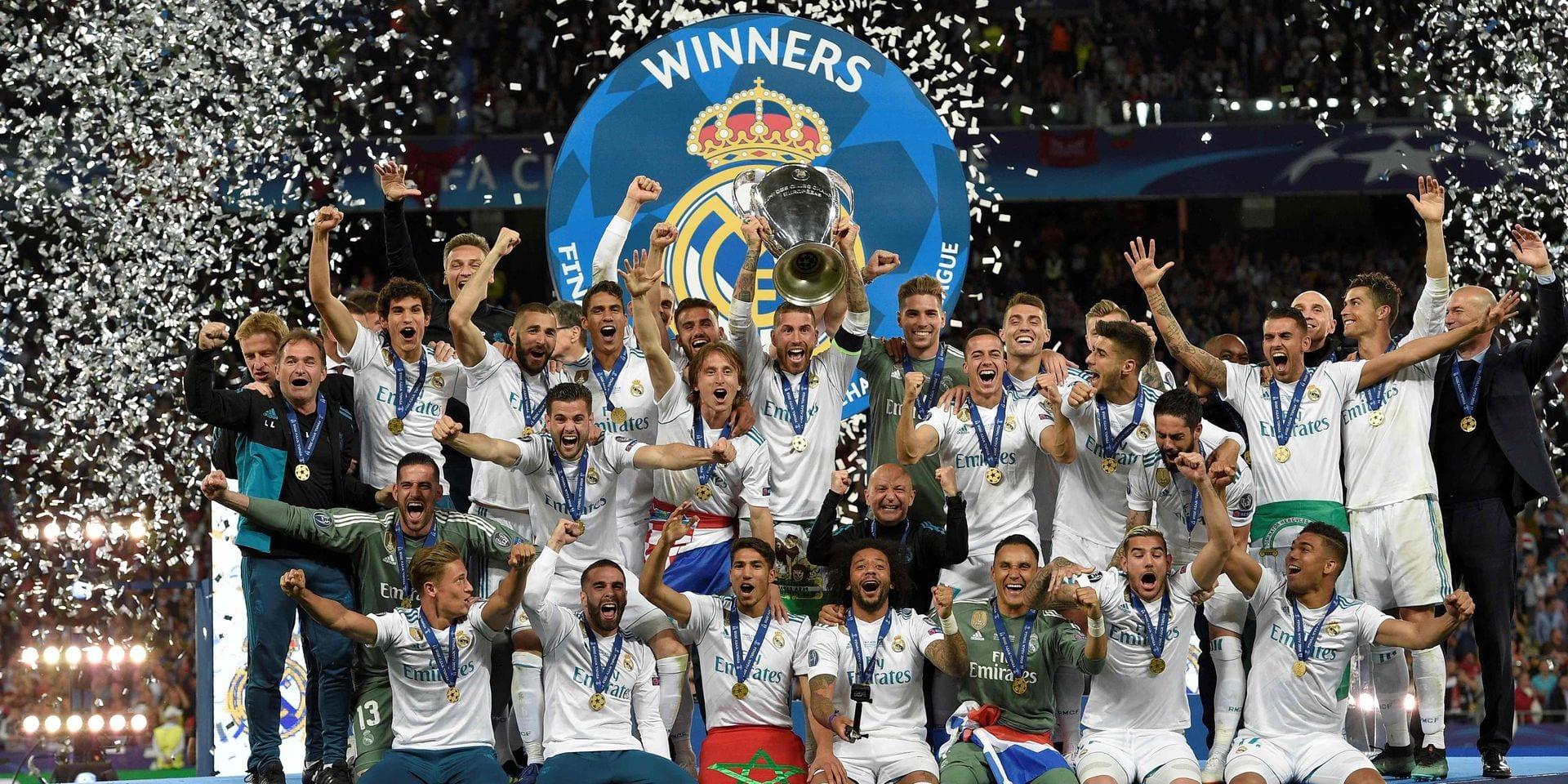 Le Real remporte sa troisième Ligue des Champions d'affilée dans une finale marquée par deux erreurs du gardien de Liverpool (3-1)