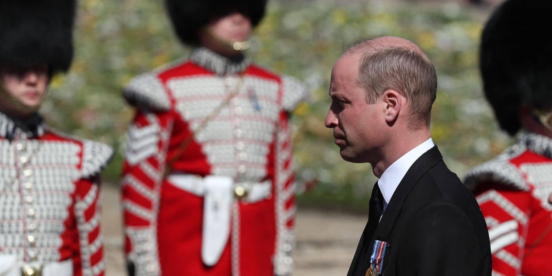 """Furieux, le prince William s'en prend au """"journaliste voyou"""" qui a piégé Diana sur la BBC"""