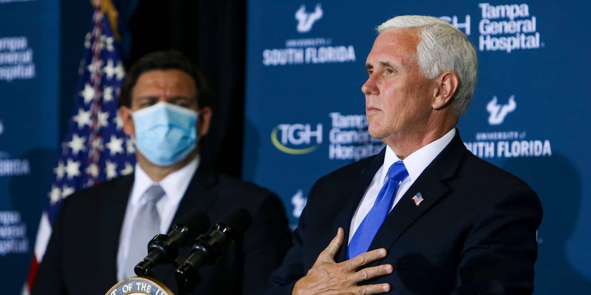 Plus 3 millions de cas de coronavirus détectés aux Etats-Unis