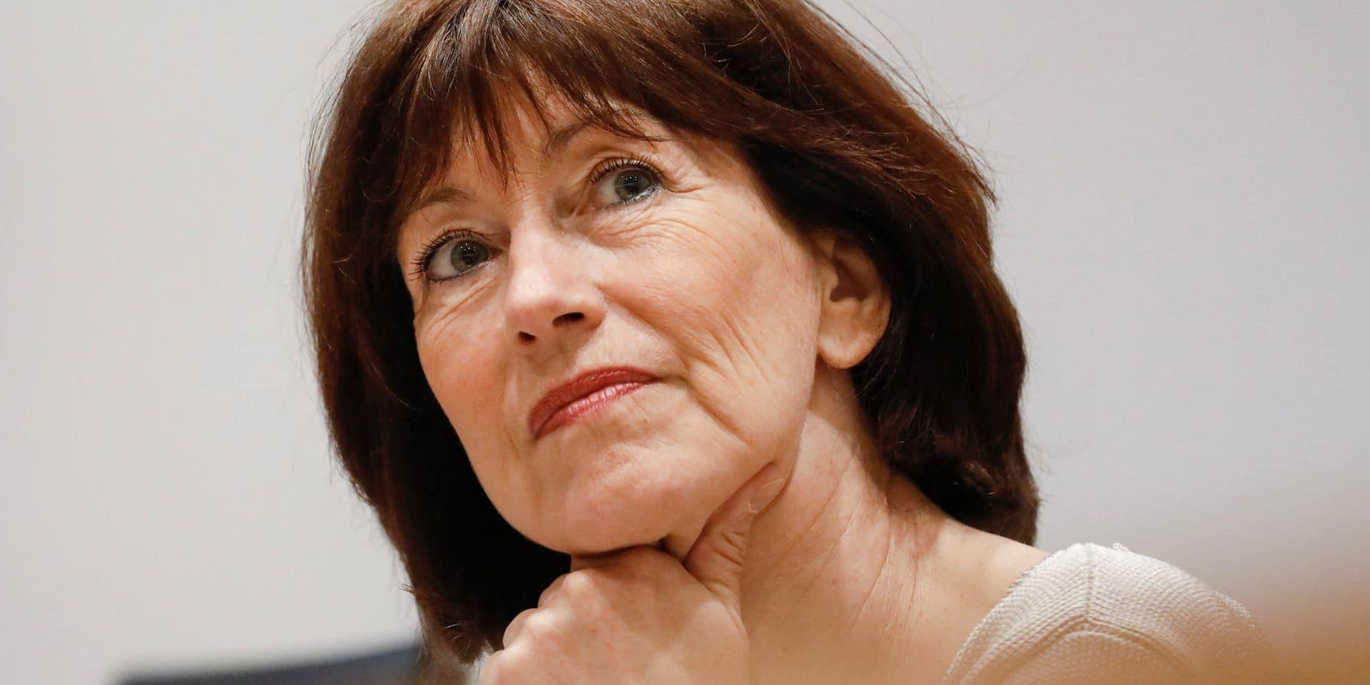 "Laurette Onkelinx : ""PS et N-VA sont incompatibles"""