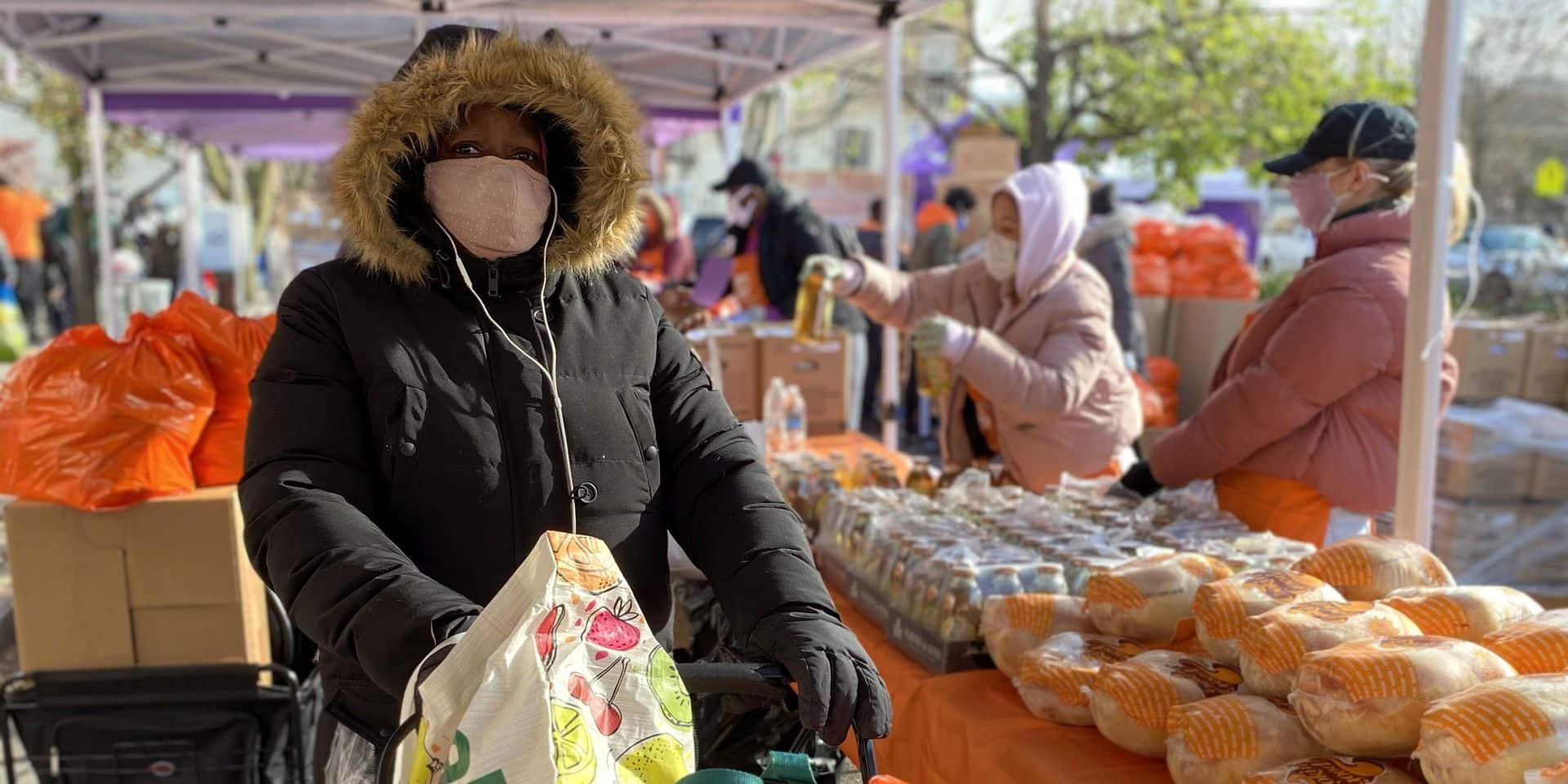 La faim, aspect caché de la crise sanitaire aux États-Unis