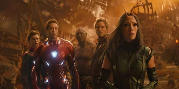 """Appelez les Avengers! L'armure d'""""Iron Man"""" portée par Robert Downey Jr. a été volée - La Libre"""