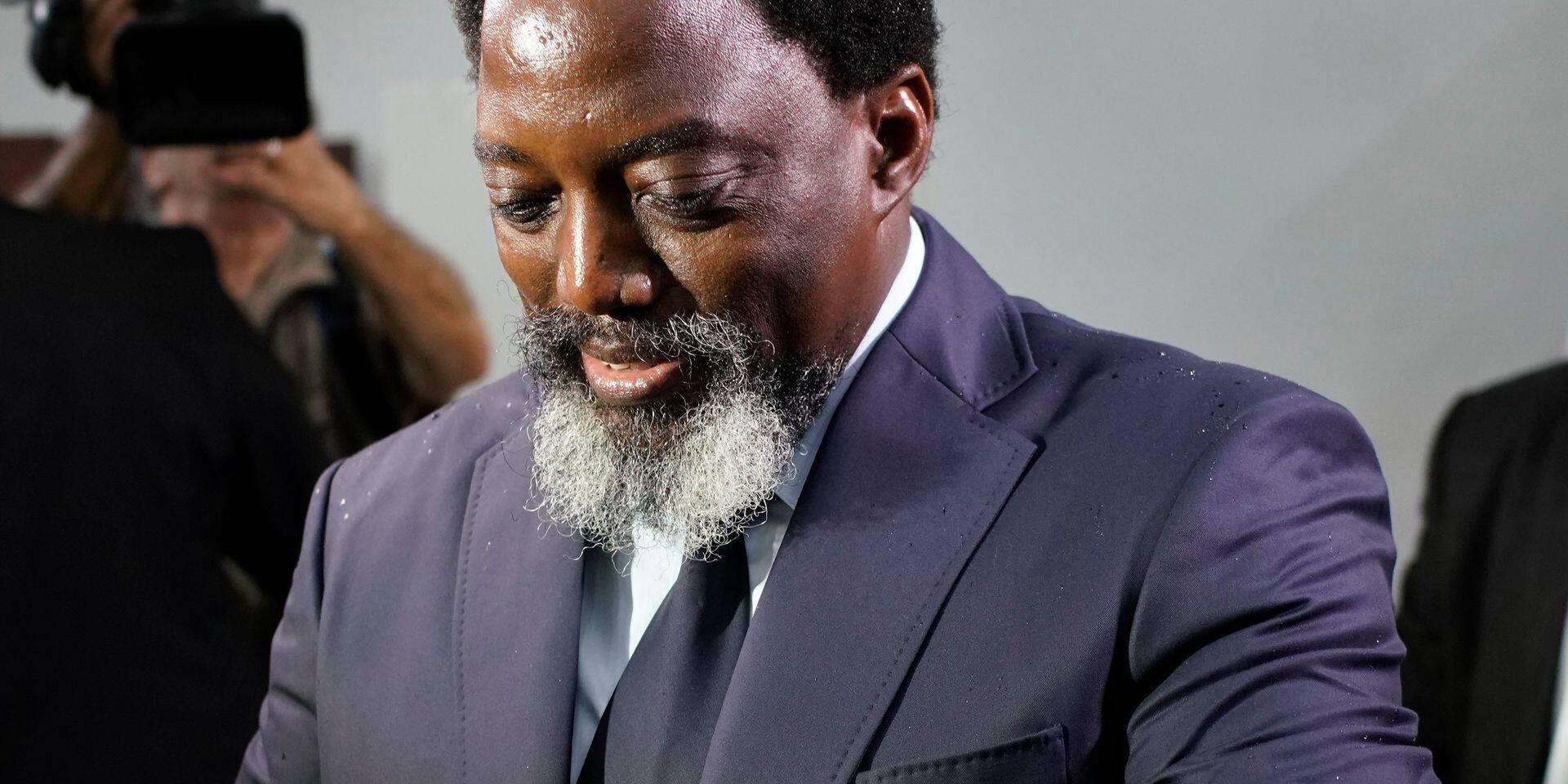 Par ce geste, Joseph Kabila prouve qu'il reste le véritable patron de la RDC