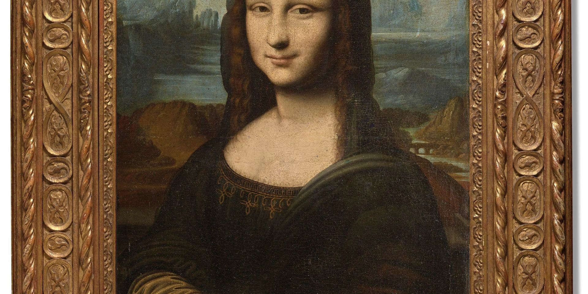 """La célèbre """"Mona Lisa Hekking"""" en vente chez Christie's"""