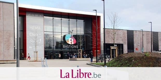 Bastions Tournai - Crédit : Florentin Vincke