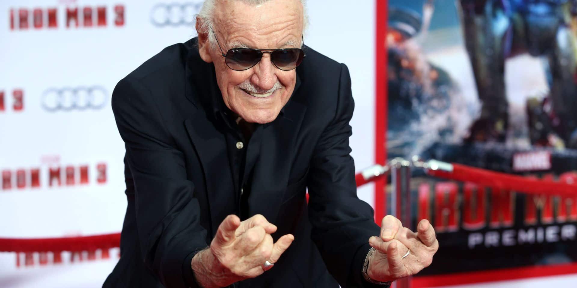 Stan Lee, le père fondateur de Marvel est mort