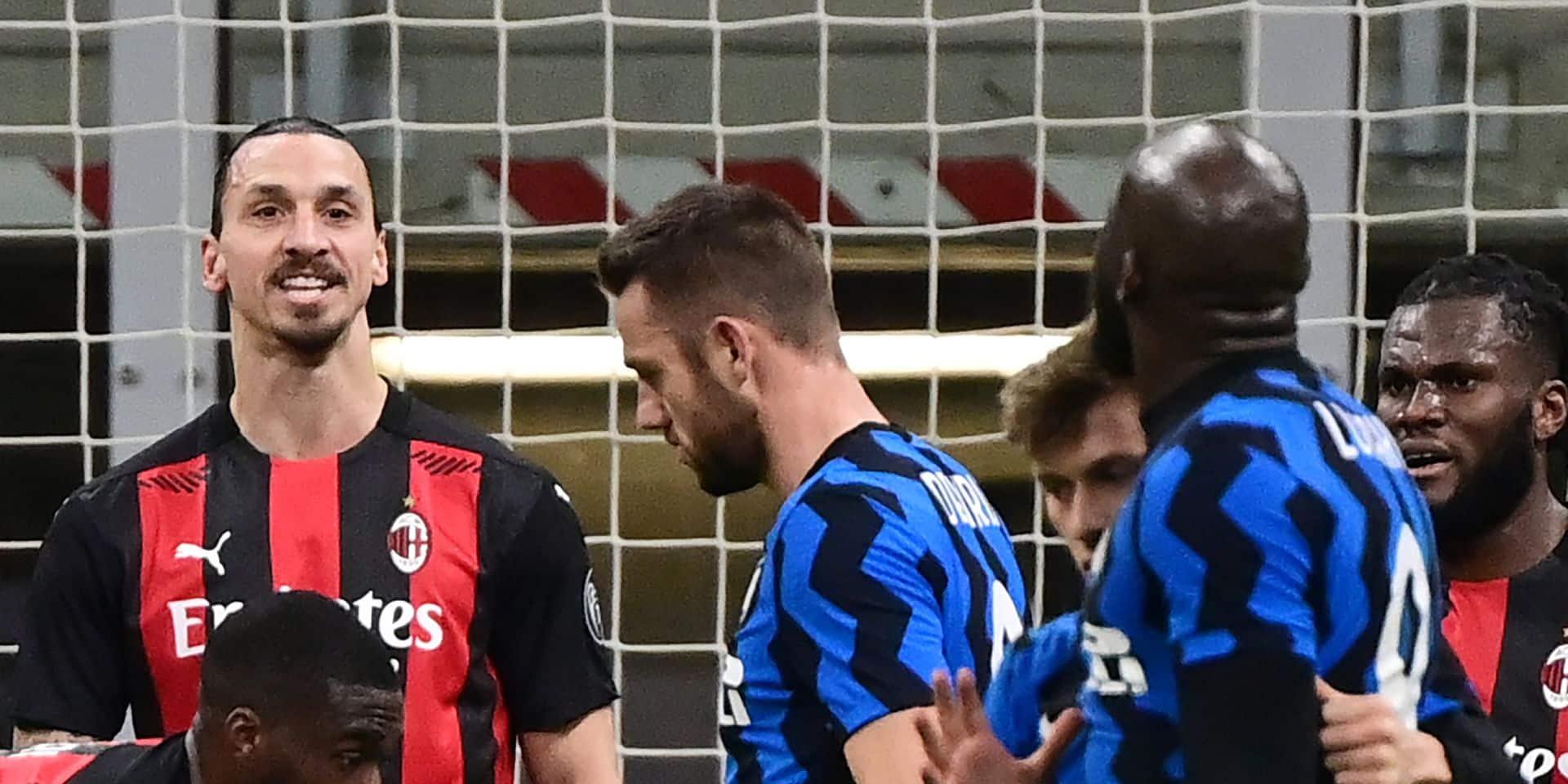 Clash Ibrahimovic - Lukaku: ce qu'ils se sont vraiment dit et les origines de la bagarre