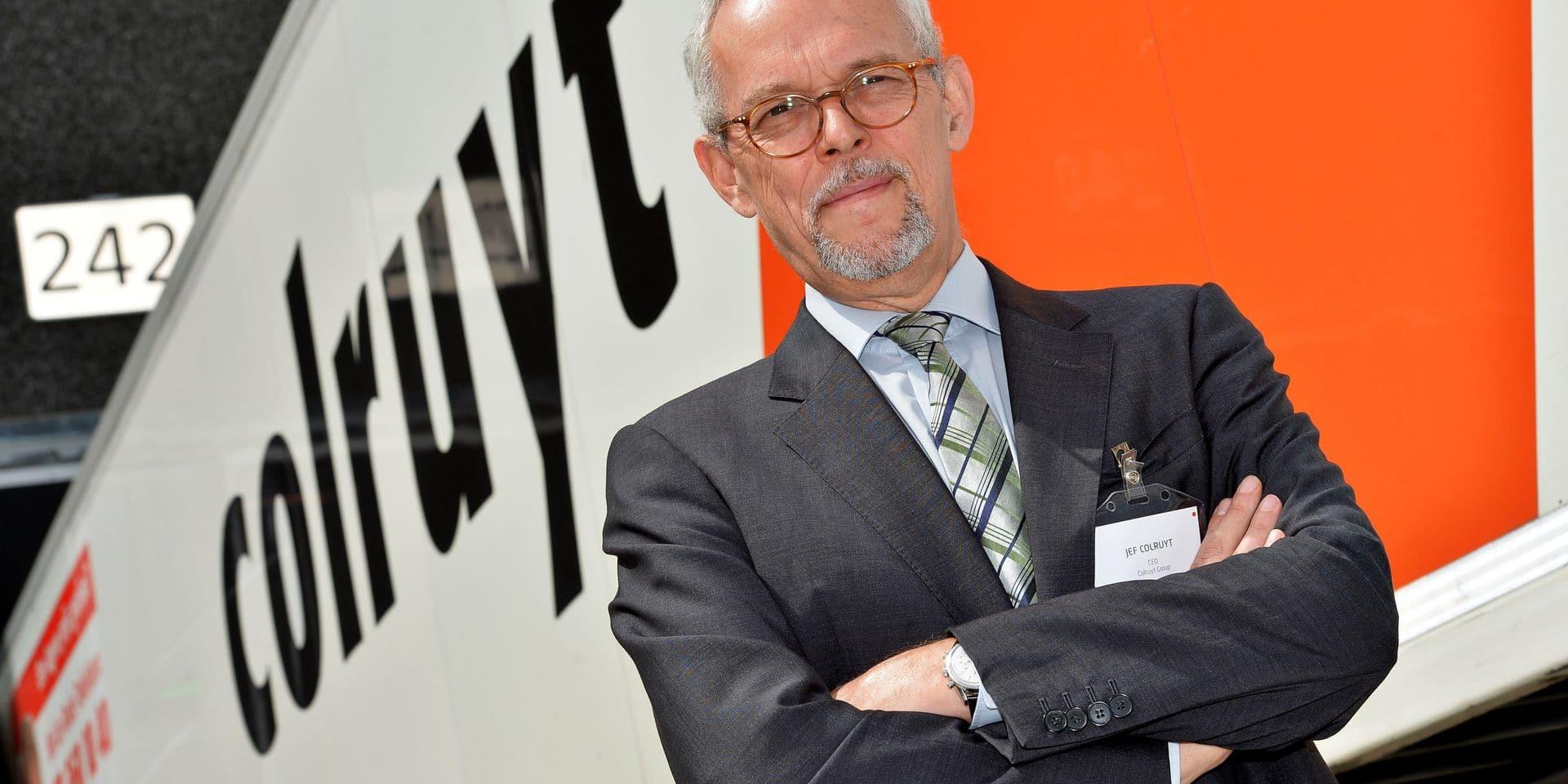 Qui est Jef Colruyt, le patron du distributeur hallois Colruyt ?