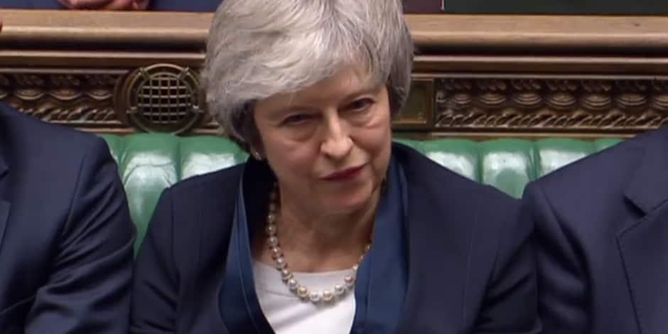 """""""Theresa May ne démissionnera pas"""""""