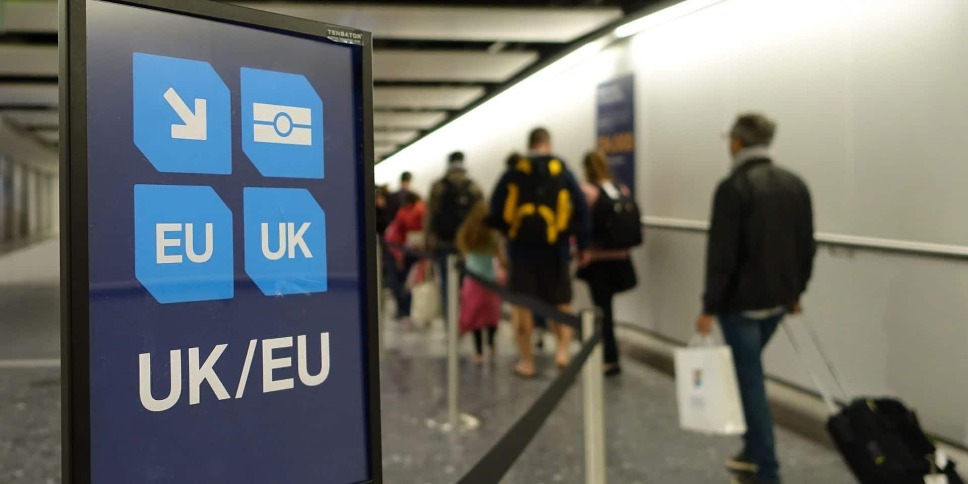 Non, ce n'est pas une blague: avec le Brexit, il sera interdit de franchir la frontière avec un sandwich jambon-fromage