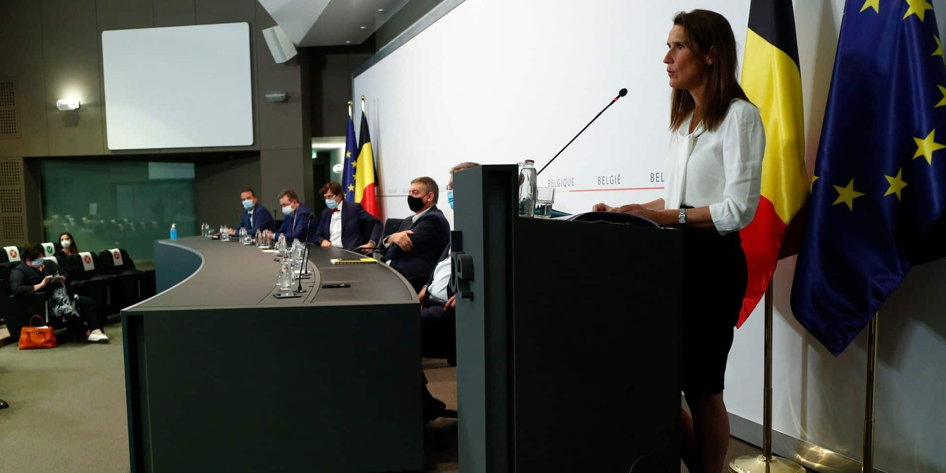 Oui, les belges soutiennent les décisions du gouvernement durant la crise