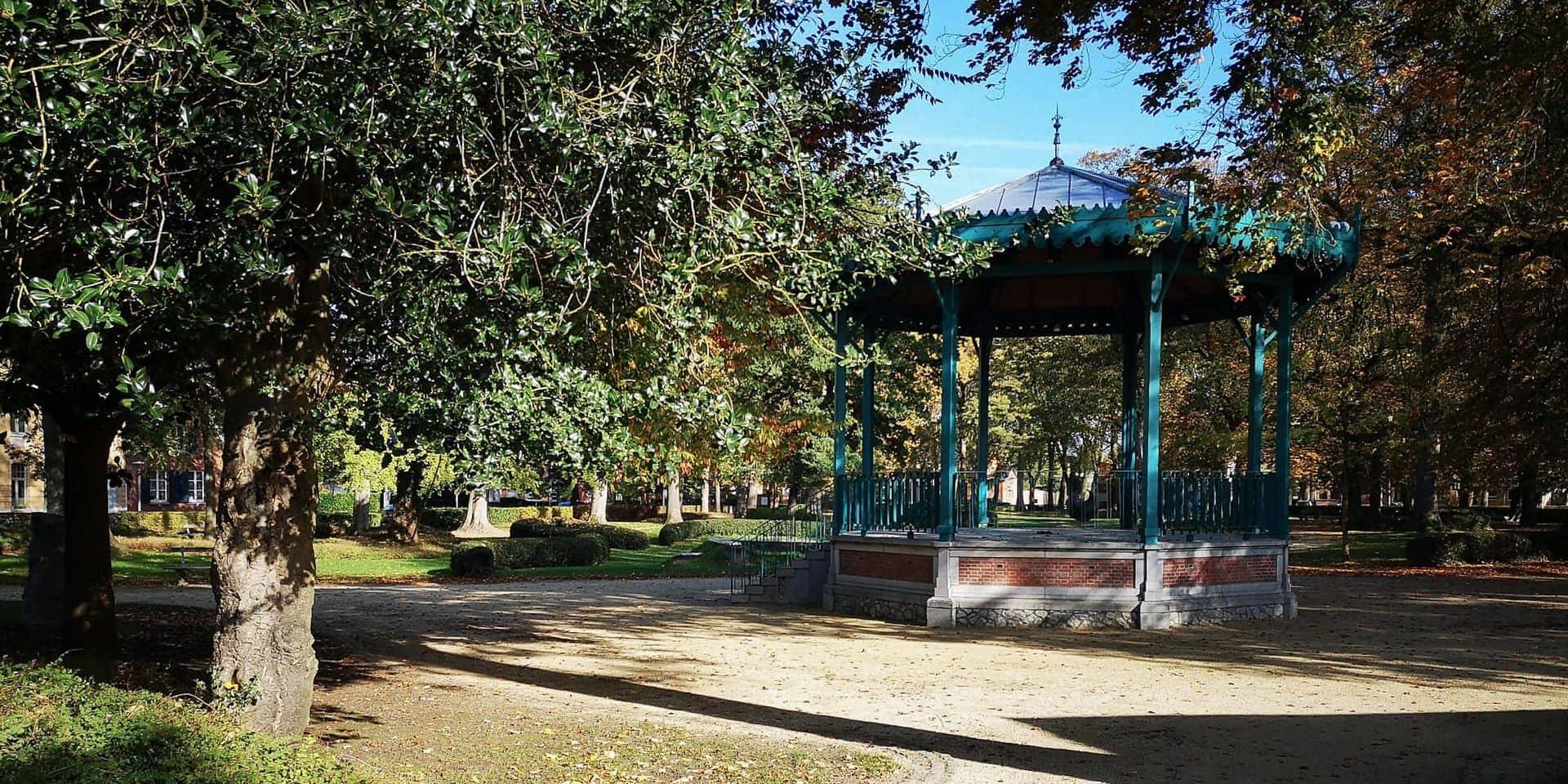 Ath: Un sentiment d'insécurité dans le parc communal