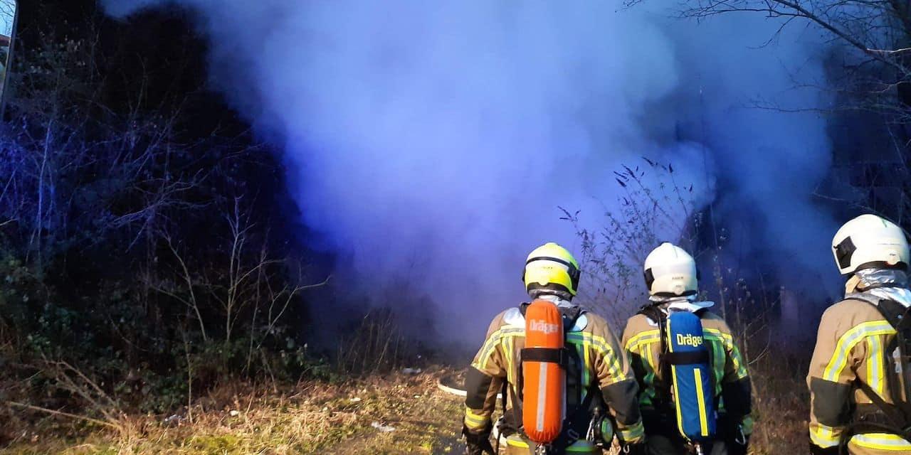 Verviers: des tonnes d'archives religieuses détruites dans l'incendie d'un tunnel à Limbourg