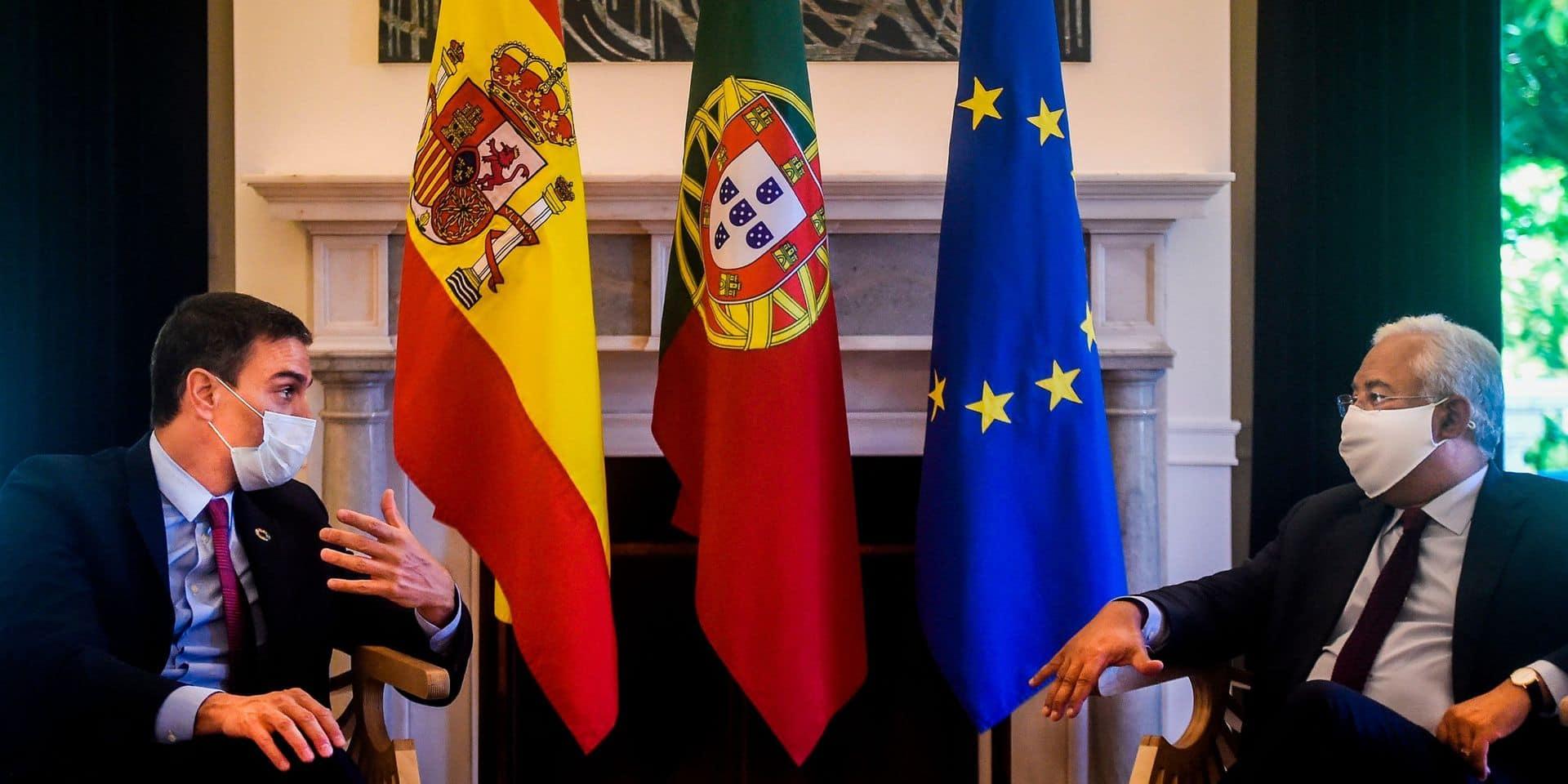 Plan de relance de l'UE : Lisbonne et Madrid souhaitent un accord en juillet