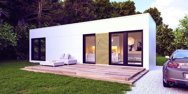 Batibouw La Maison Modulaire L Habitat Du Futur A Petit Prix La Libre