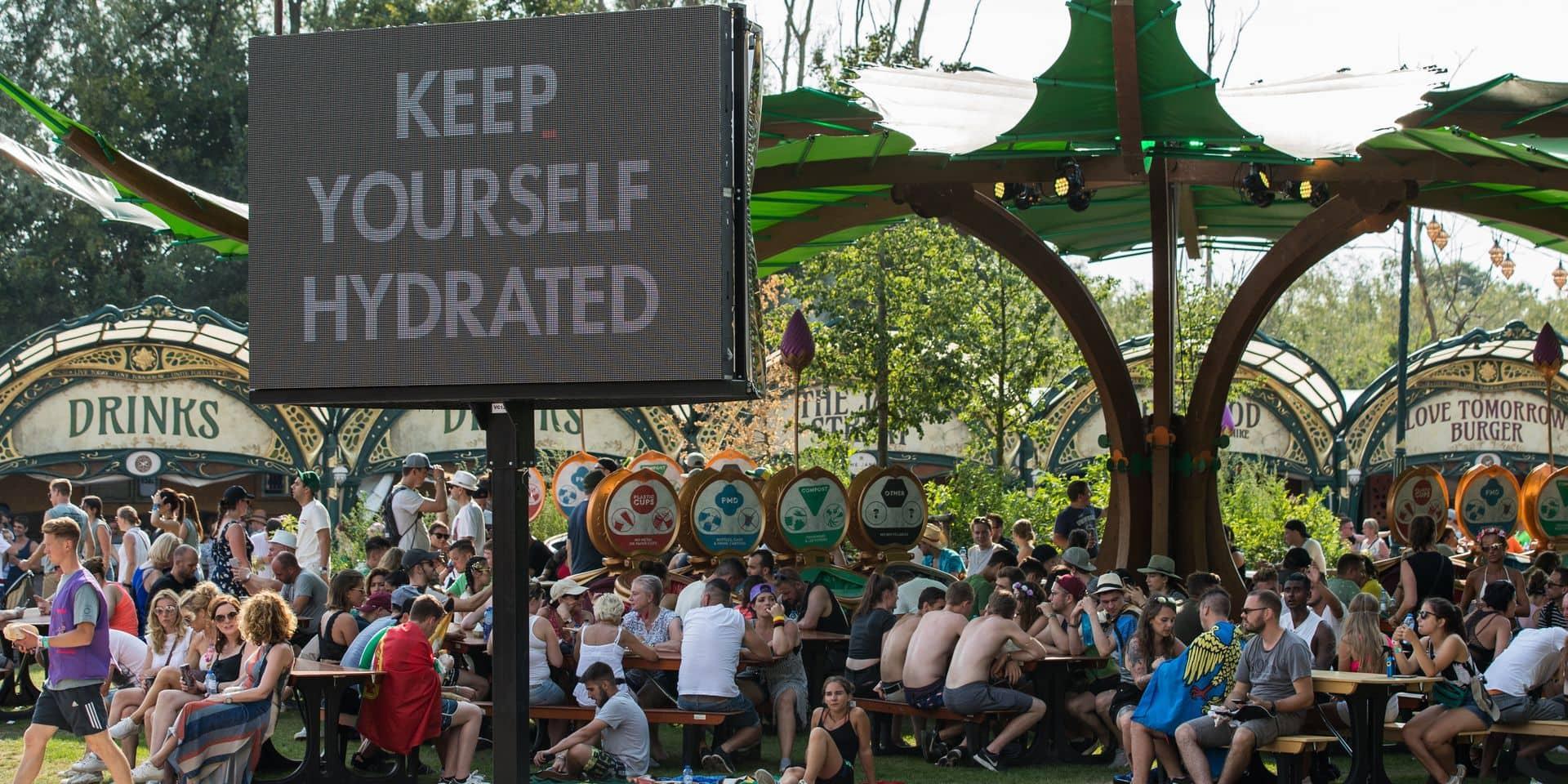 Tomorrowland, une catastrophe écologique