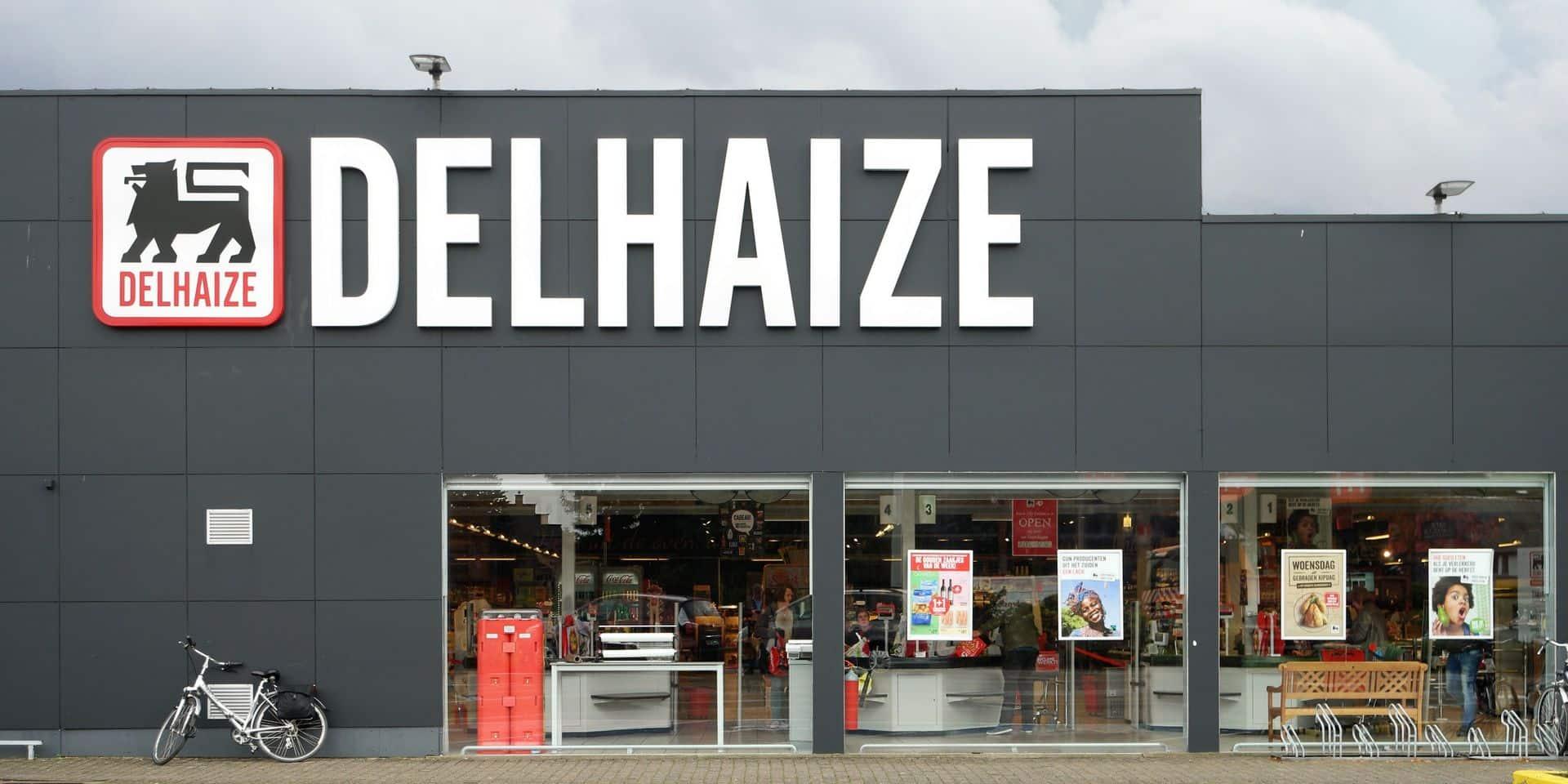 Les travailleurs de Delhaize auront aussi droit à un jour de congé offert