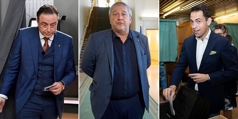 Succès du Vlaams Belang aux élections : un député Open VLD remet en cause le cordon sanitaire, De Wever ne l'exclut pas