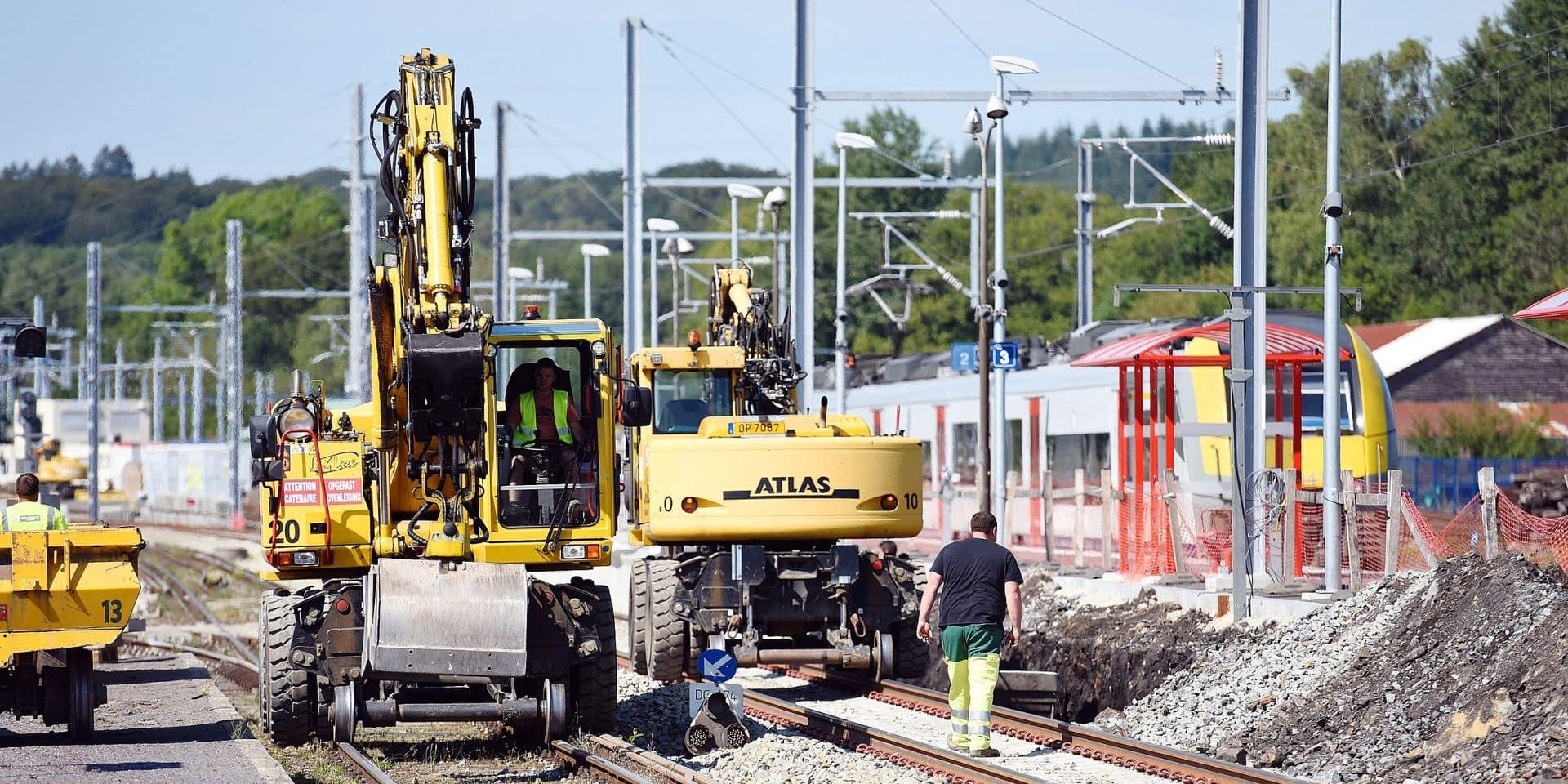 """""""Il y a tellement d'entreprises qui utilisent des sous-traitants qu'on ne sait parfois plus qui travaille sur le rail"""""""