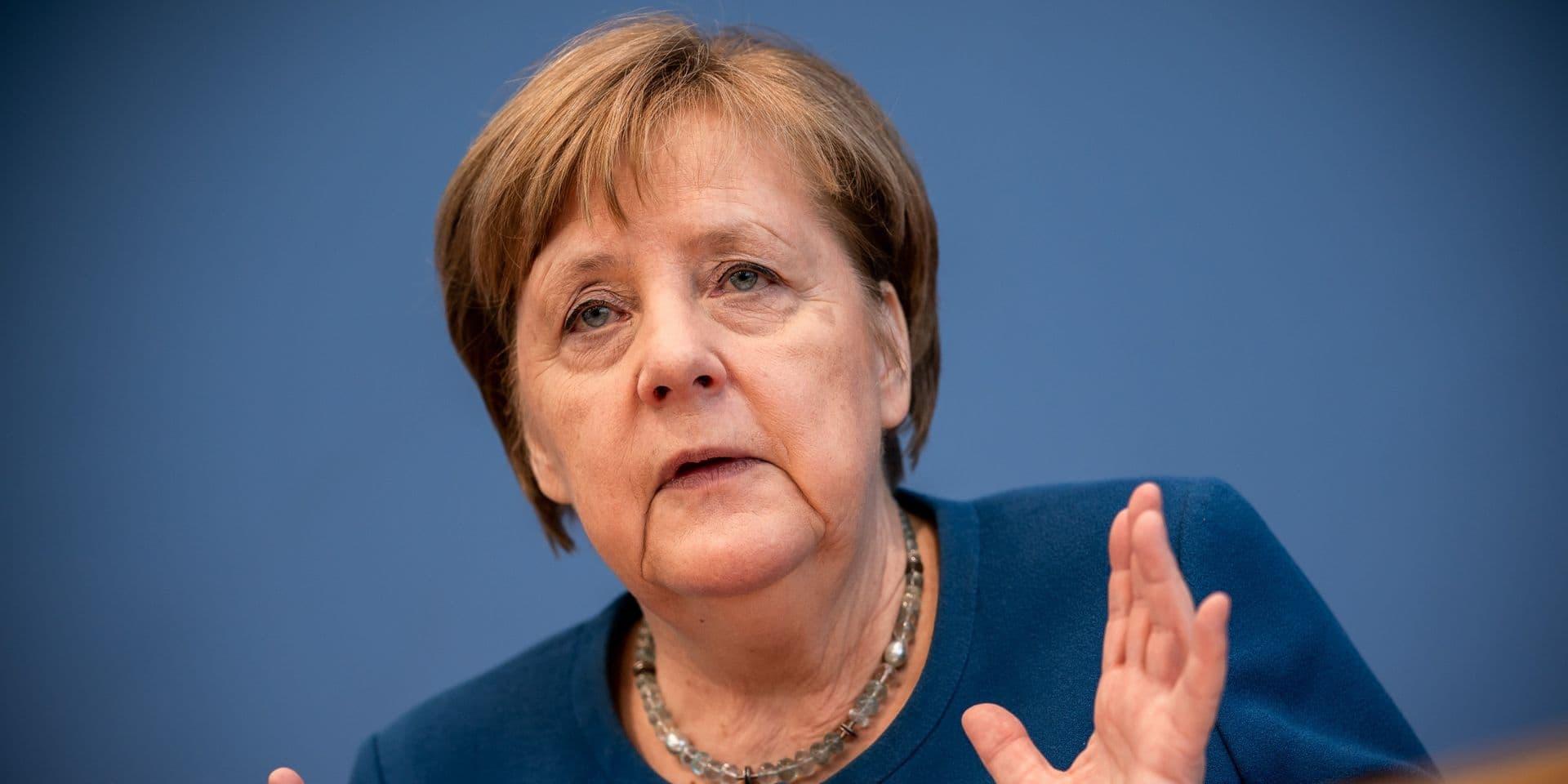 Comment Angela Merkel peut-elle affirmer que 60 à 70% de la population allemande sera contaminée par le coronavirus ?