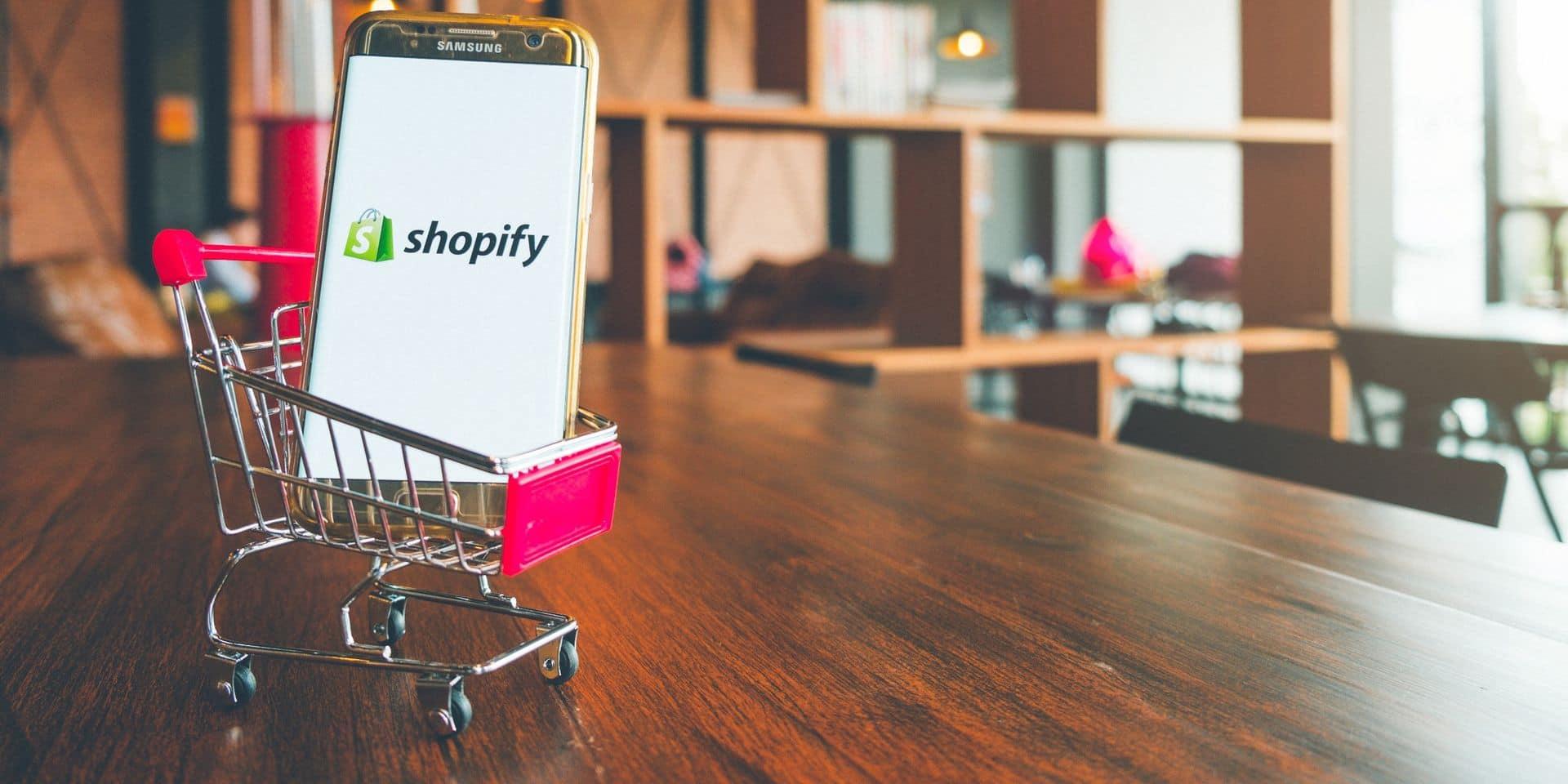 En pleine épidémie, Shopify, l'anti-Amazon, affiche une santé éclatante