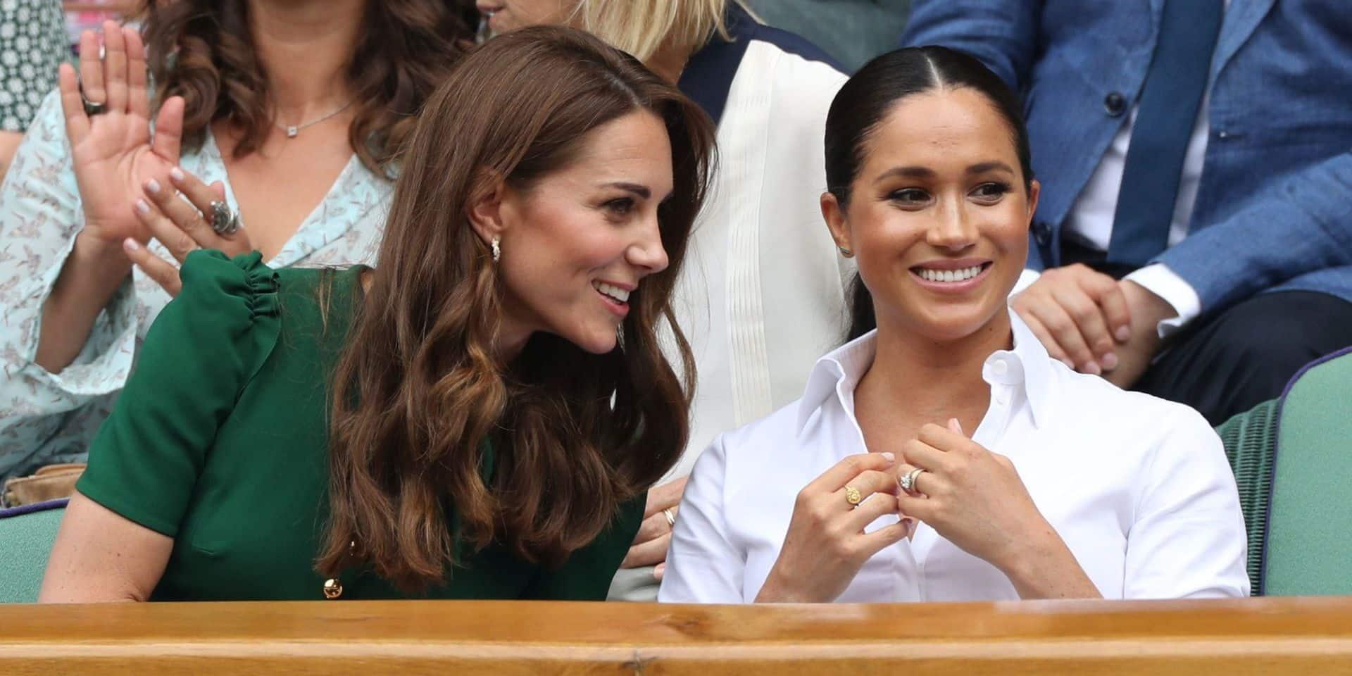 Carnet rose chez les Middleton: Pippa a accouché