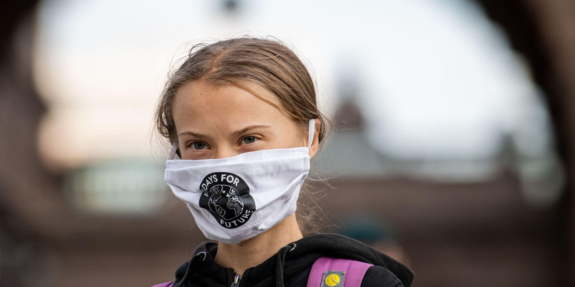 """Greta Thunberg appelle à voter Joe Biden: """"Bon sang! Organisez-vous juste et faites que tout le monde vote Biden"""""""