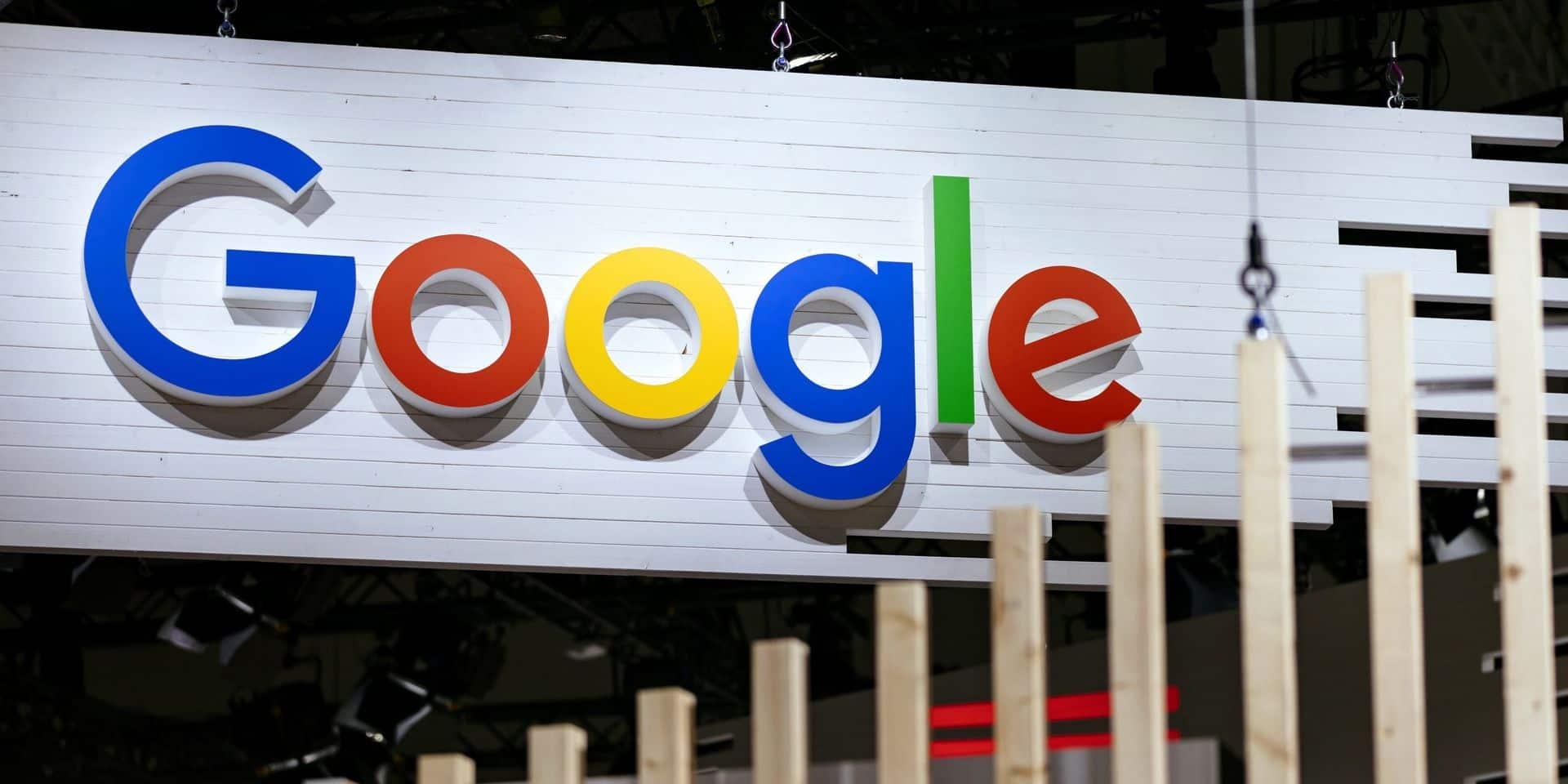 Google s'attaque au brevet d'une start-up belge
