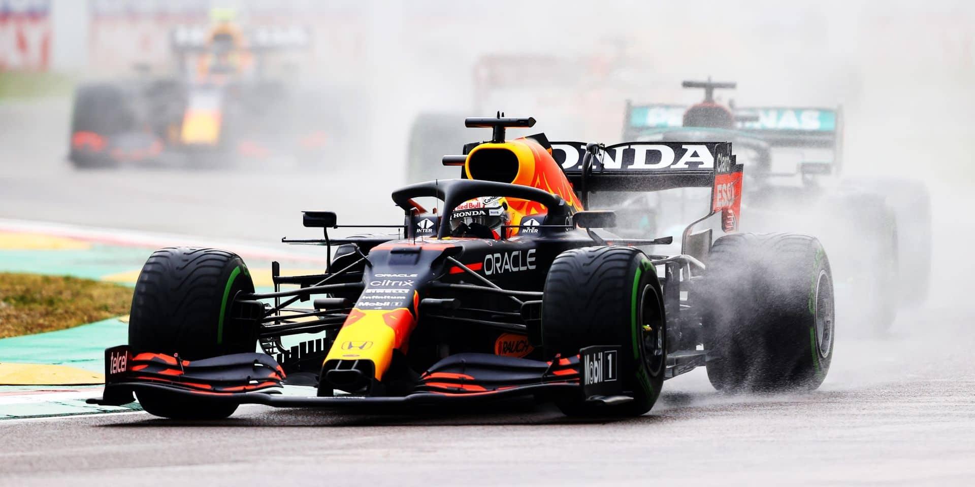 Max Verstappen remporte un Grand Prix d'Emilie-Romagne à rebondissements