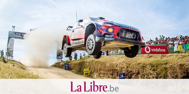 2019 FIA World Rally Championship Round 07 Rally de Portugal 30 may - 02 June 2019 Day 3, Action, Thierry Neuville, Nicolas Gilsoul, Hyundai i20 Coupe WRC Photographer: Fabien Dufour Worldwide copyright: Hyundai Motorsport GmbH