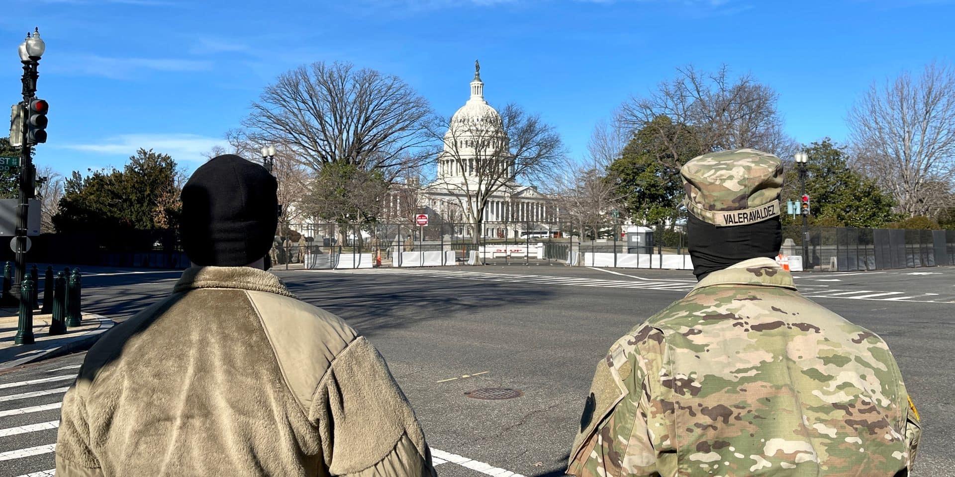 Une voiture contenant armes et bombes artisanales découverte près du Capitole