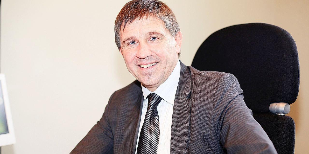 Theux : Philippe Boury , bourgmestre et président du Club de football de Franchimont