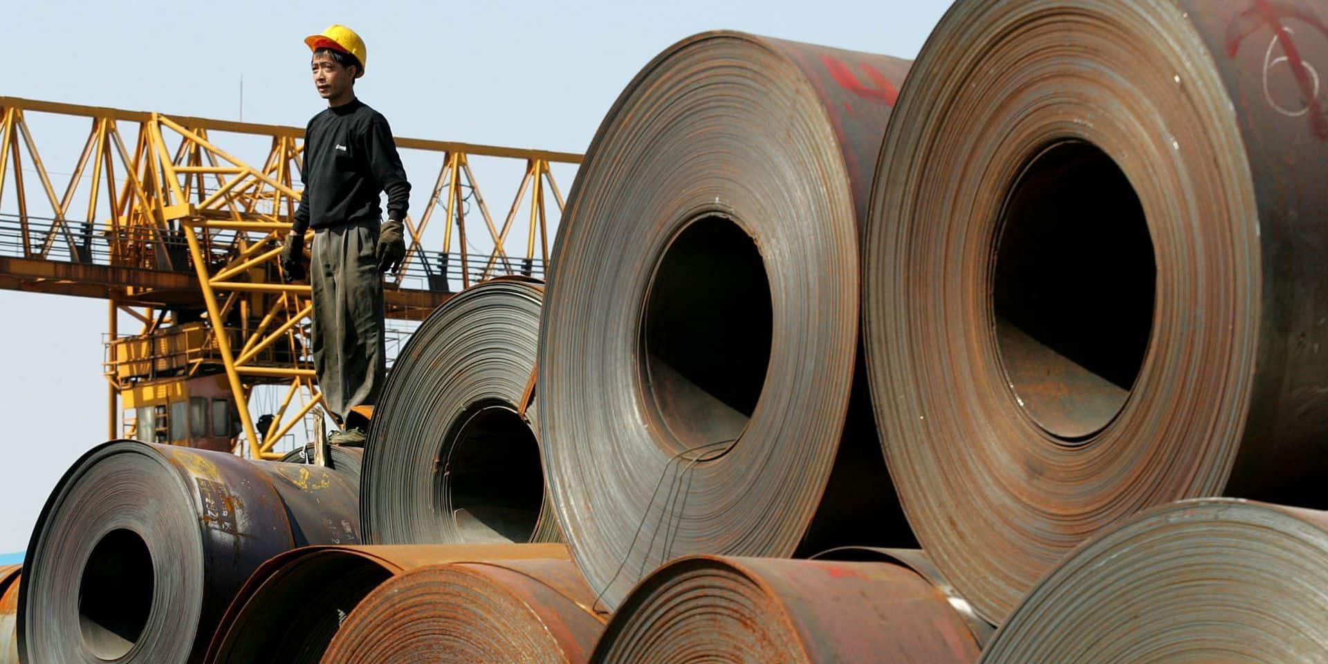 La Chine, problème et solution, claque la porte du Forum mondial sur les surcapacités d'acier