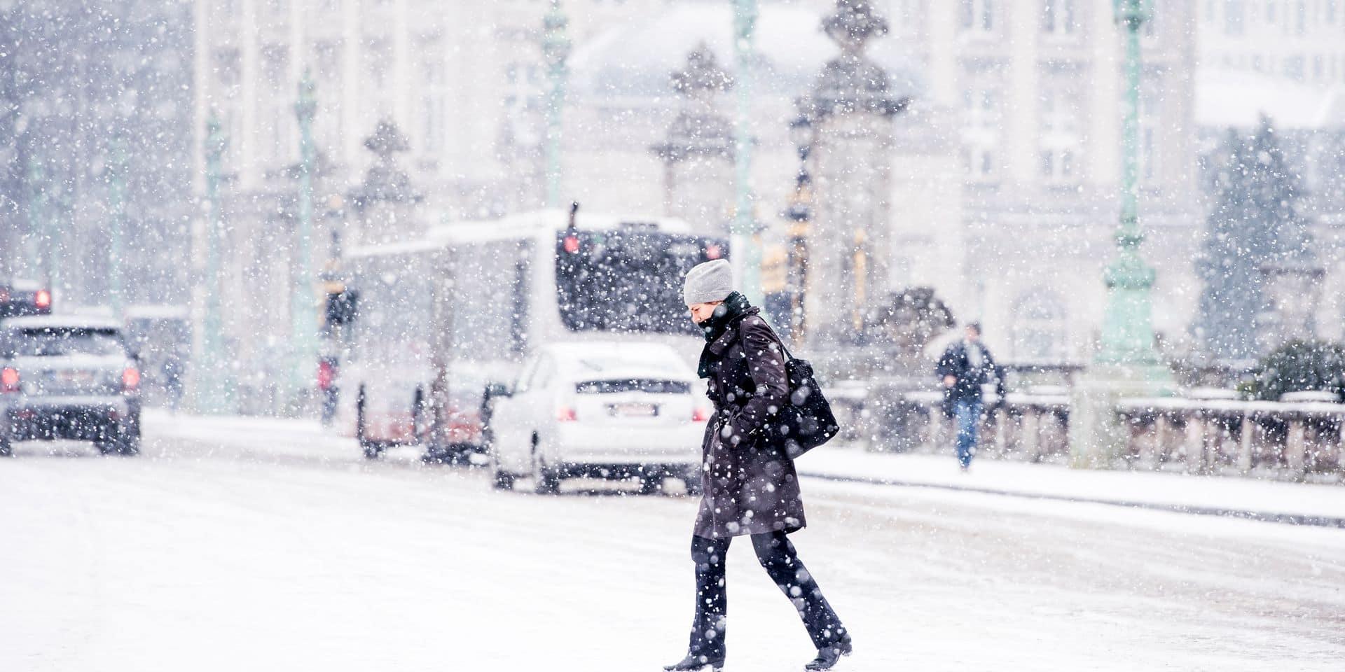 Le vortex polaire débarque bientôt en Belgique: tout ce qu'il faut savoir