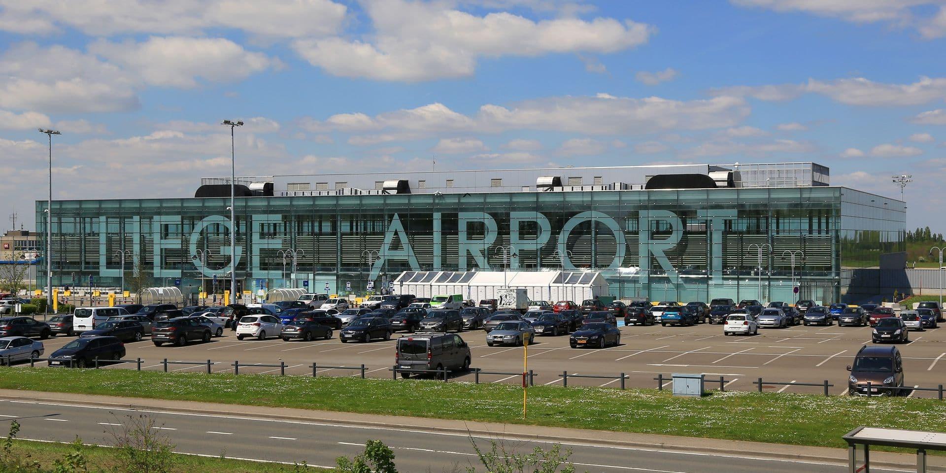 Liege Airport a connu en juillet le meilleur mois de son histoire