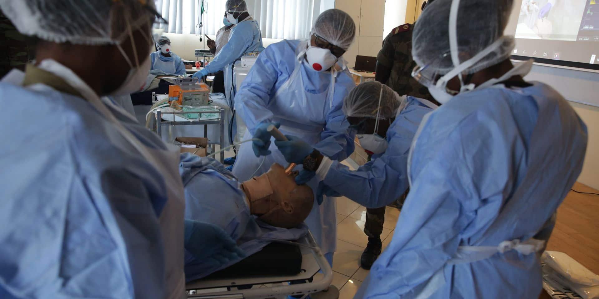 "Coronavirus : le Gabon est fier de son ""superlaboratoire international"""