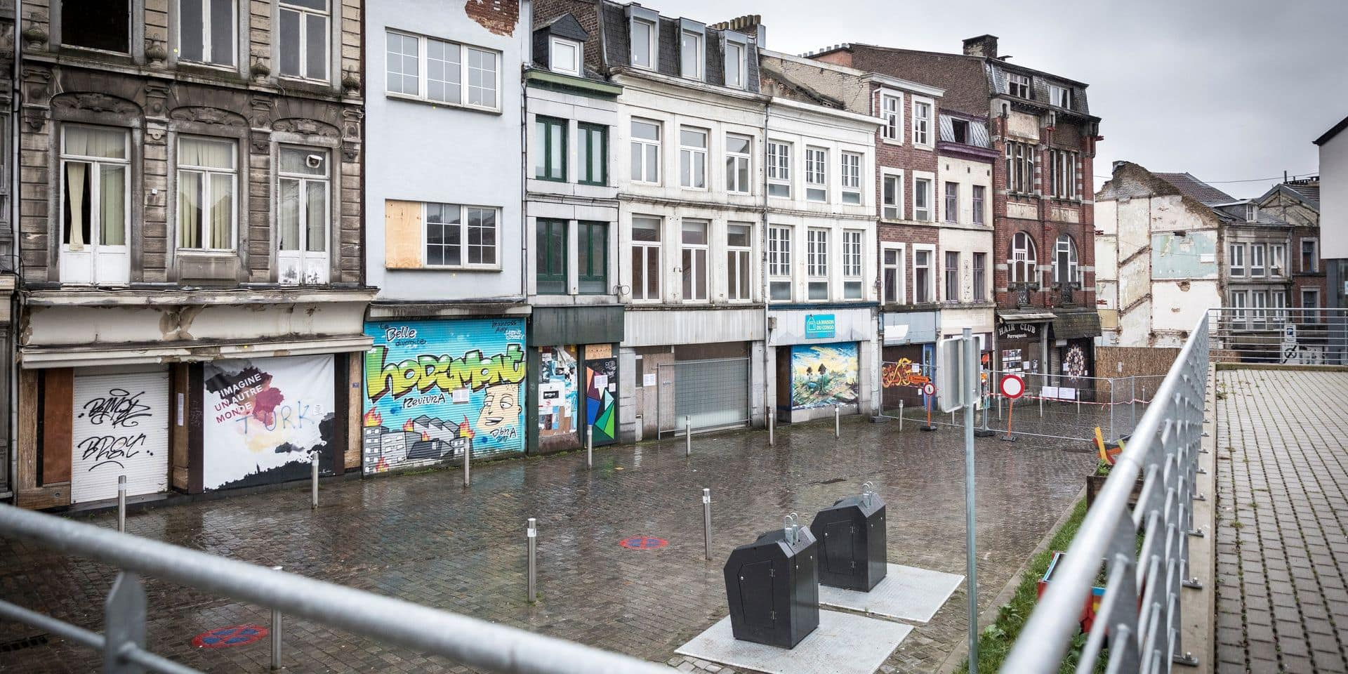 La rue Spintay… un patrimoine menacé de disparation