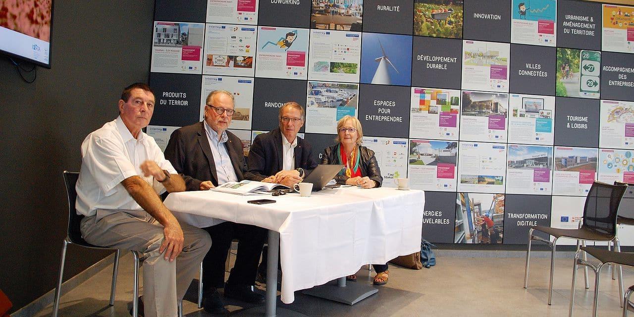 Tournai: Ideta veut davantage parler au grand public