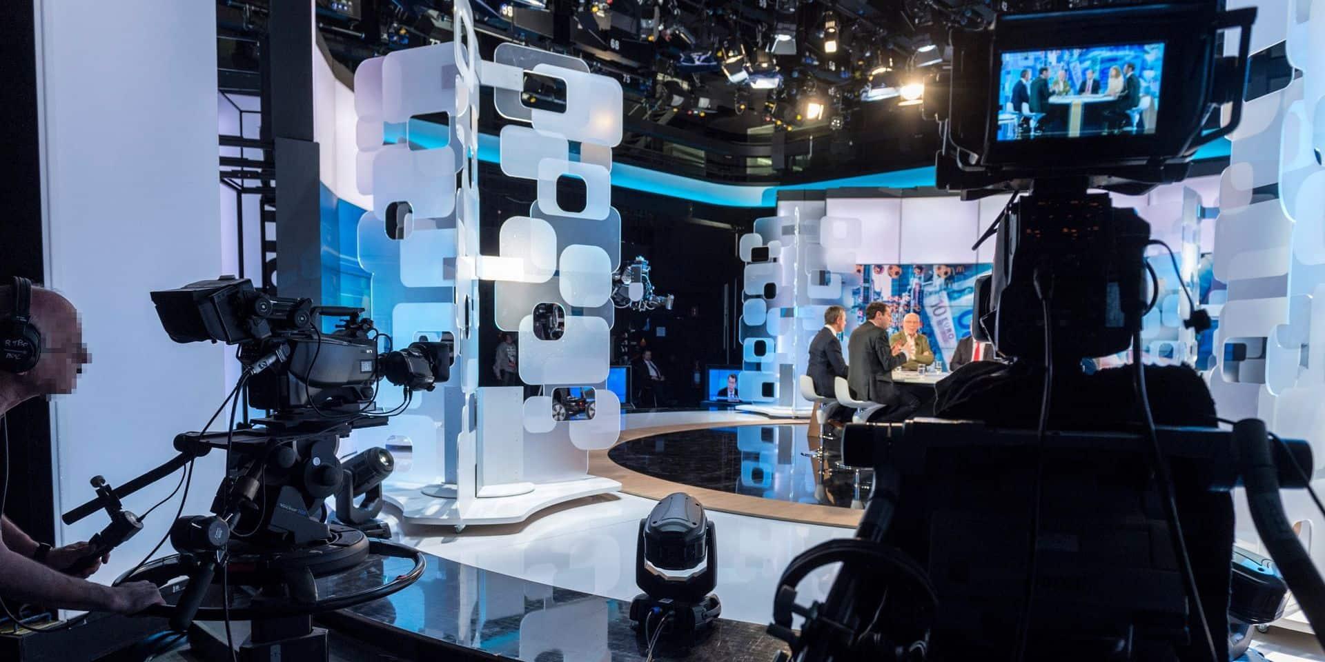 Un paradoxe: malgré un carton dans les audiences, le secteur audiovisuel est plombé par la crise sanitaire
