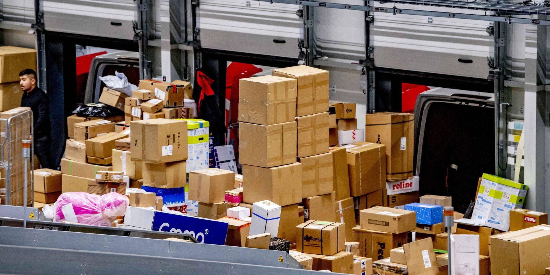 UPS vise un chiffre d'affaires de 100 milliards de dollars