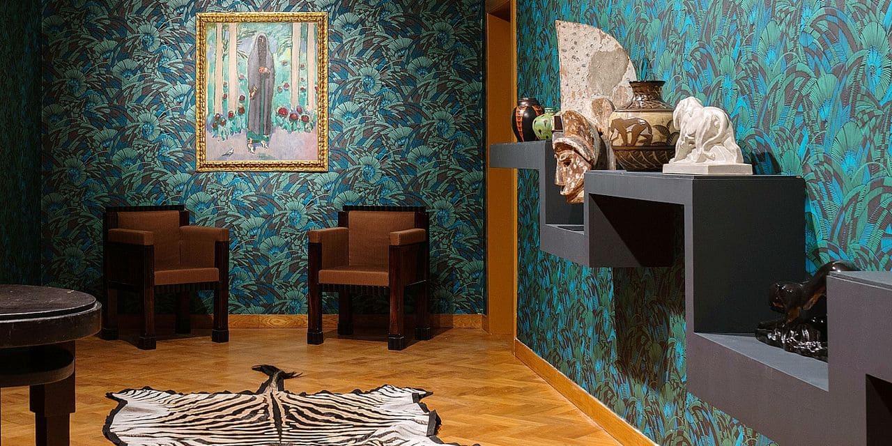 Kandinsky dans sa chambre à coucher, et Matisse chez Madame