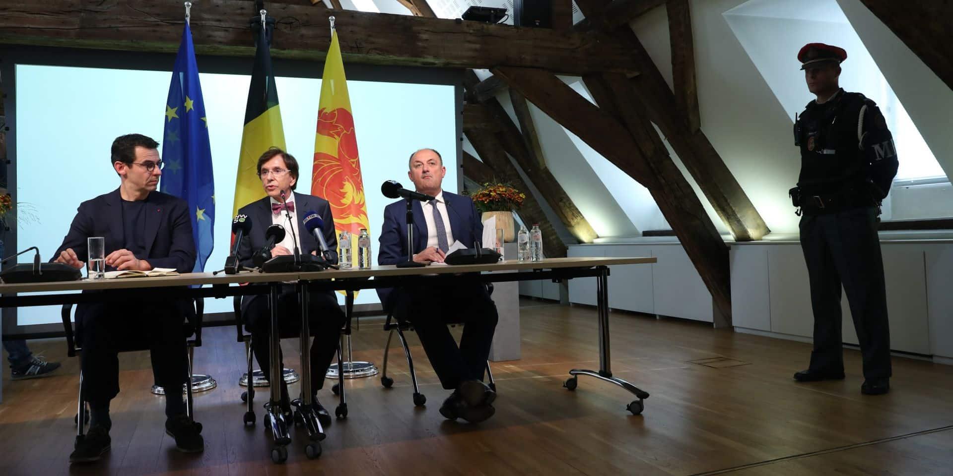 Voici les documents complets de l'accord pour la Wallonie et la Fédération Wallonie-Bruxelles