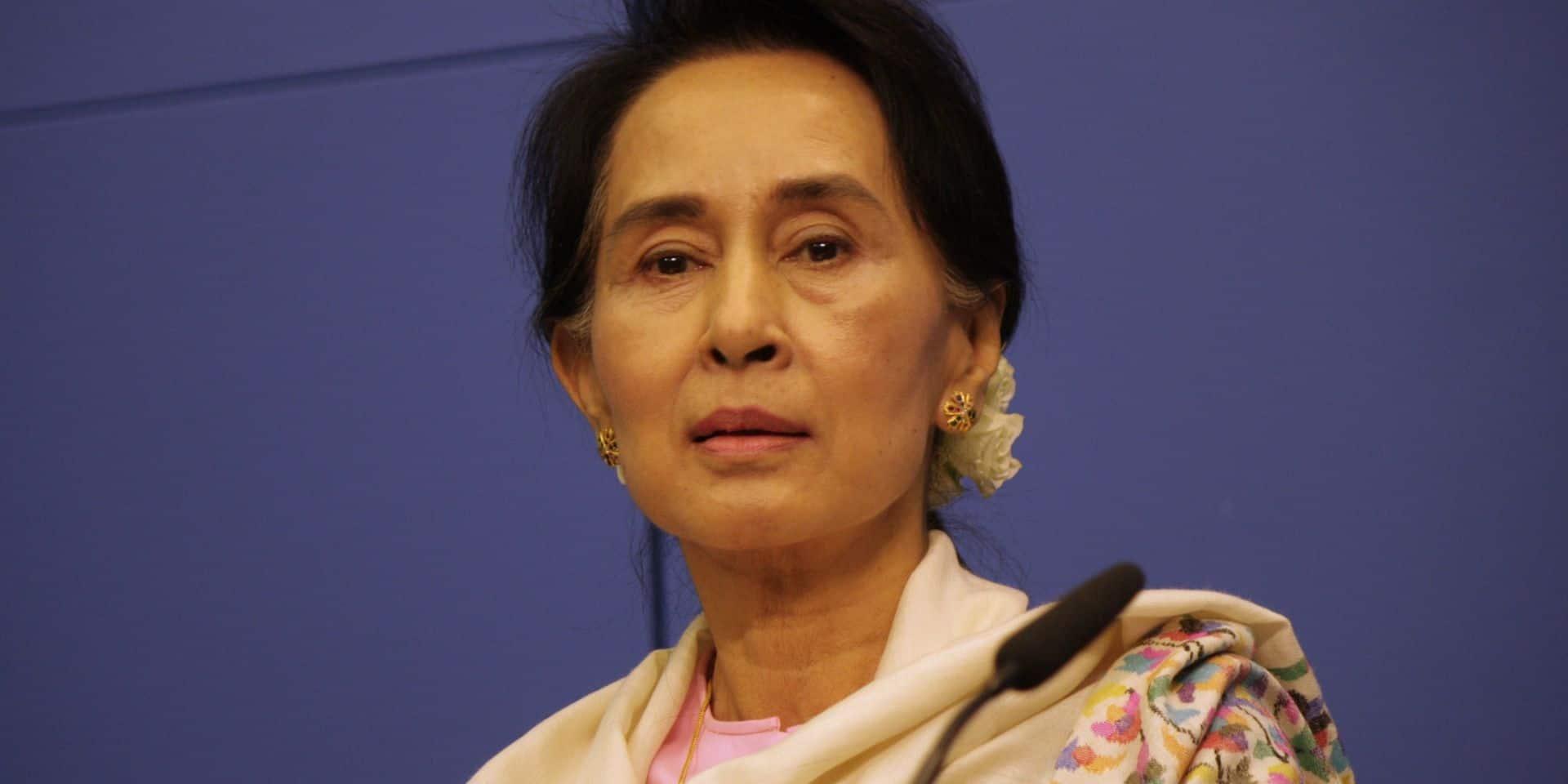 Birmanie: Aung San Suu Kyi inculpée une seconde fois