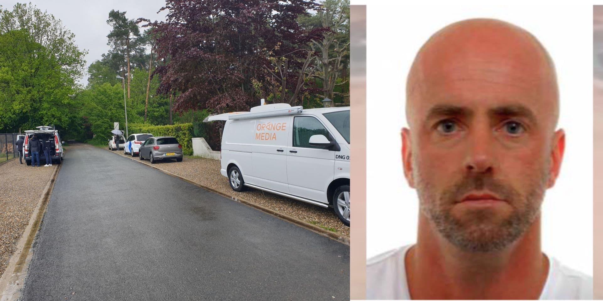 La police diffuse un avis de recherche pour retrouver le fugitif qui cible Marc Van Ranst