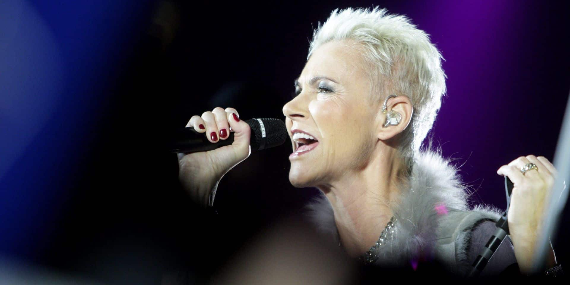 """""""It must have been love"""", """"Listen to your heart"""": le groupe Roxette perd sa voix"""